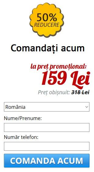 varyforte comanda in romania