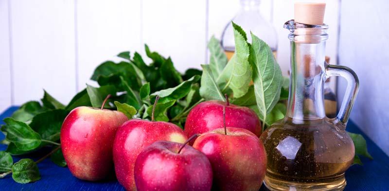 tratamentul oțetului de mere varicoză varicoză și iod)