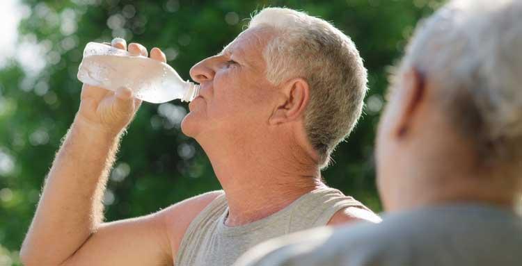 detoxifierea prin transpiratie